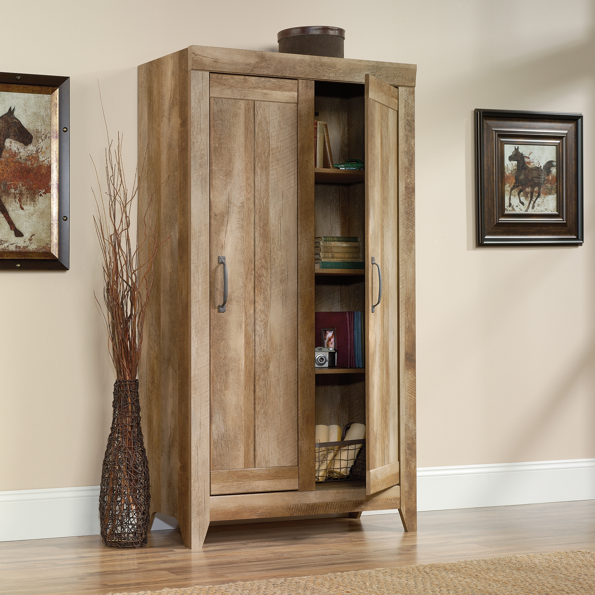 Sauder Furniture Storage Cabinets