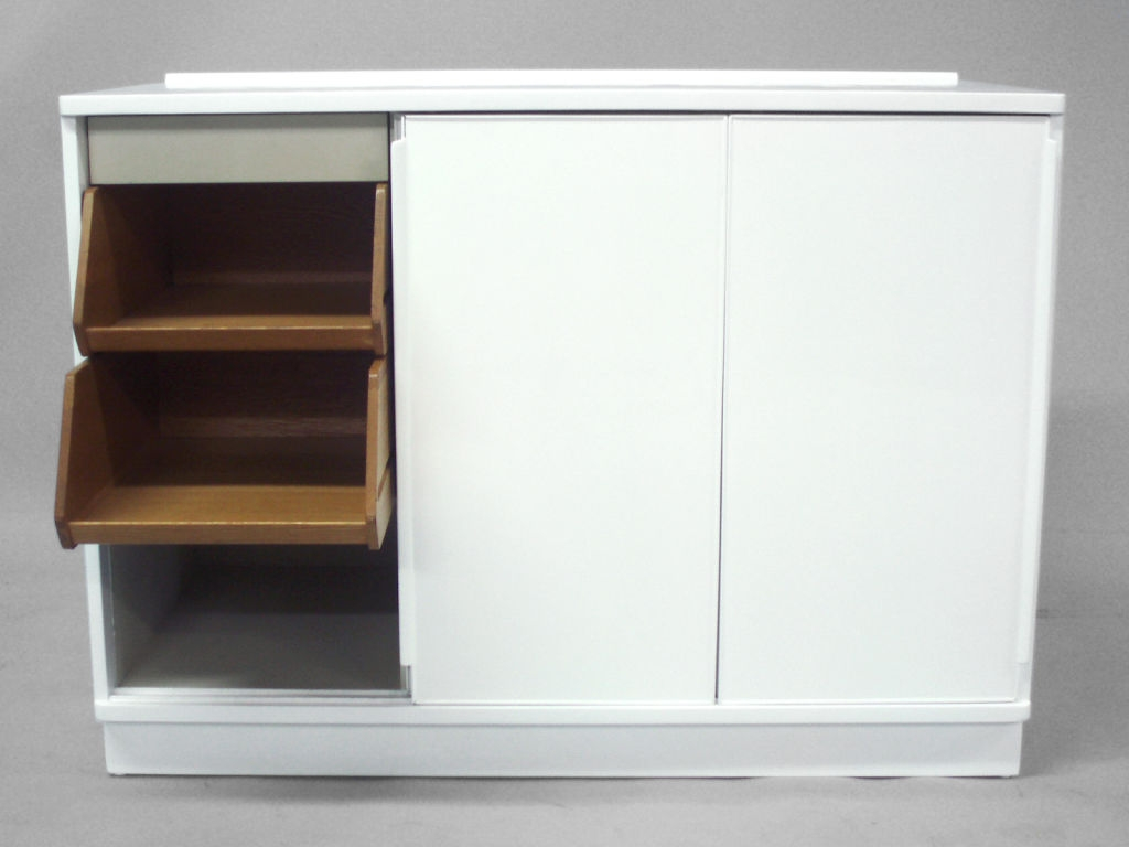 Small Storage Cabinet With Sliding Doors