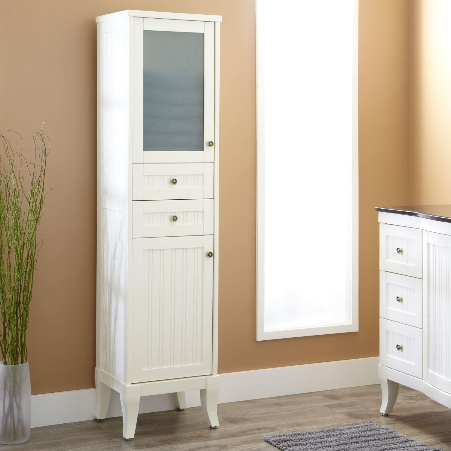 Storage Cabinets Bathroom Linen