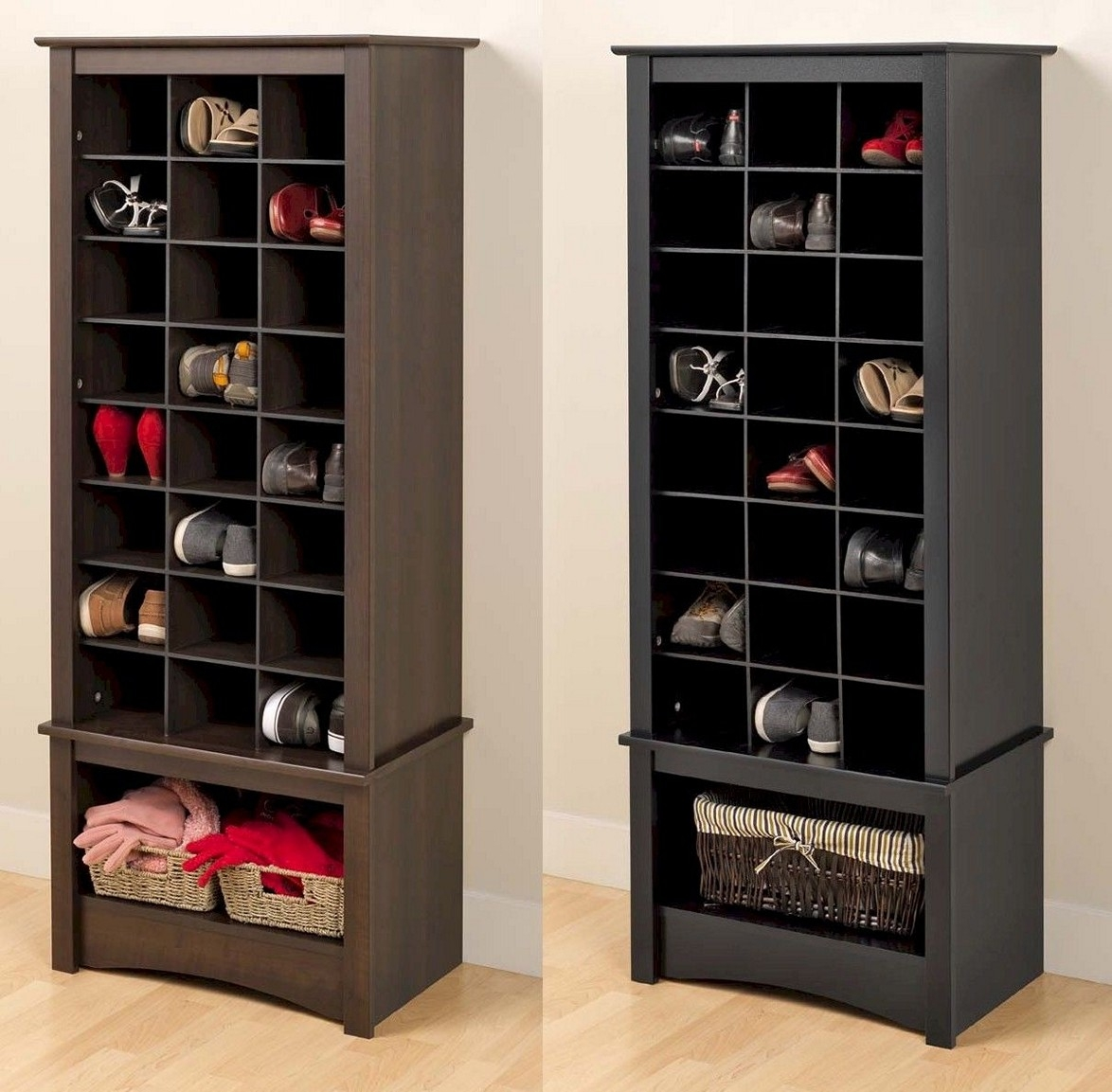 Tall Shoe Storage Cubbie Cabinettall shoe storage cabinet with doors creative cabinets decoration