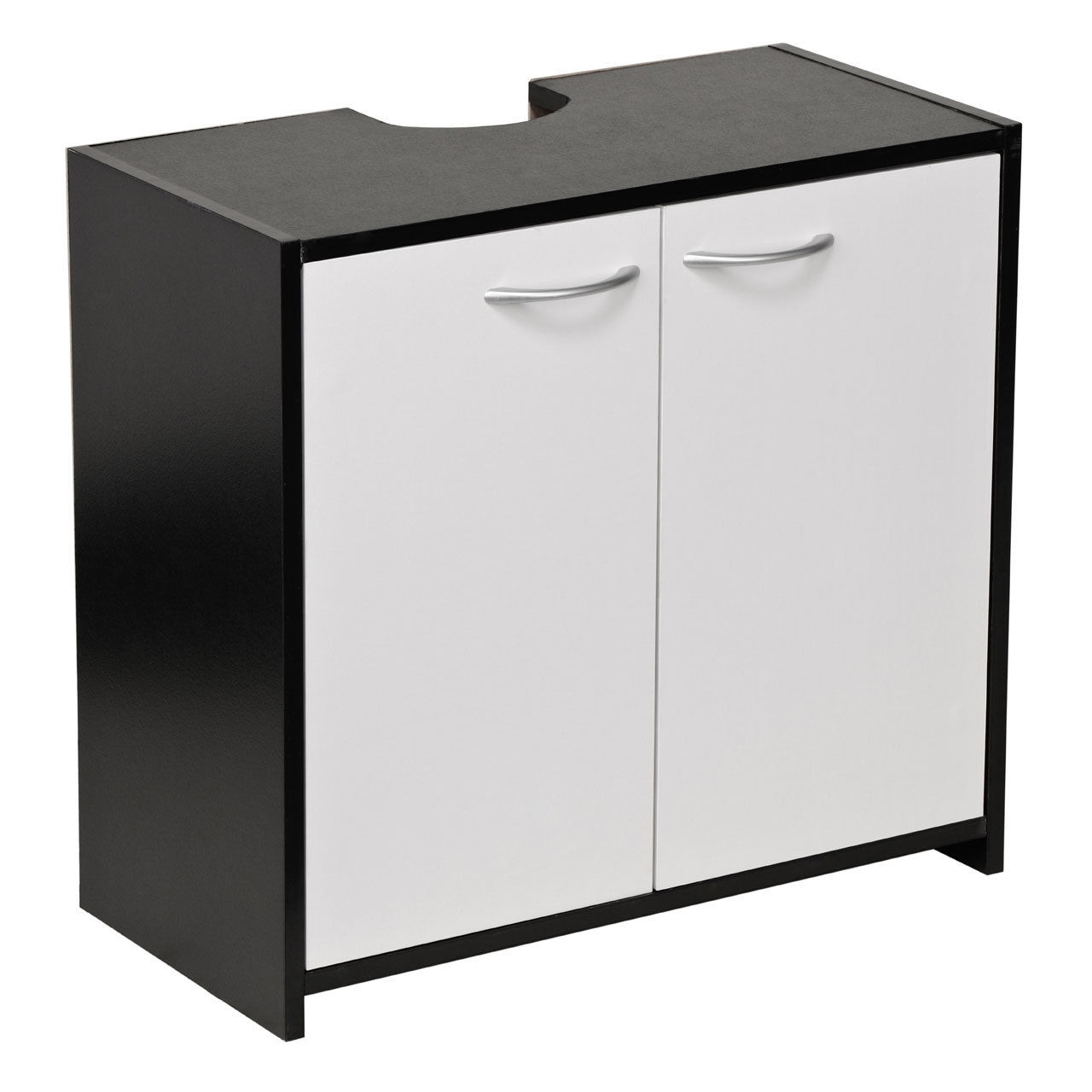 Under Sink Storage Cabinet With 1 Compartment And 3 Drawers