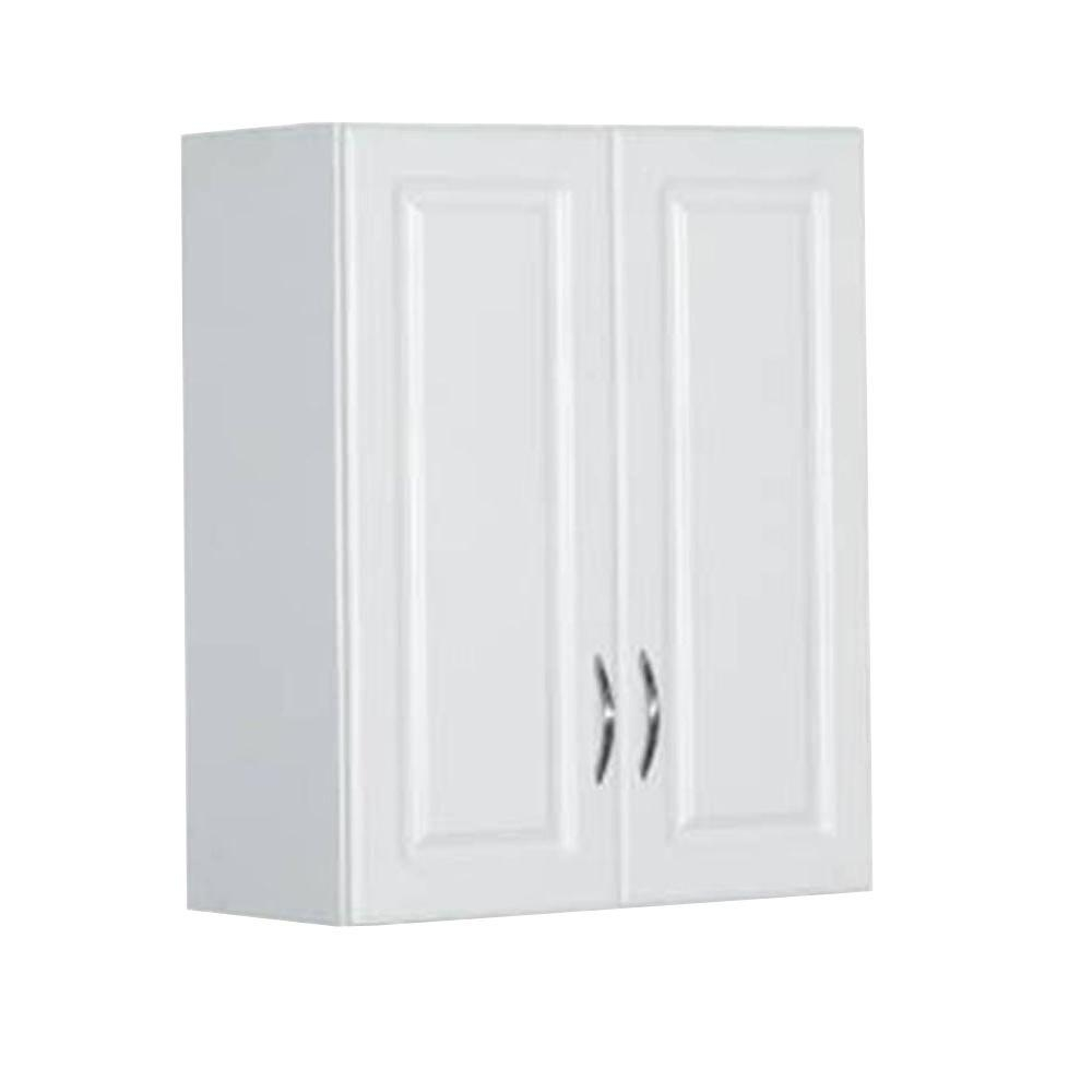 Wall Storage Cabinet White