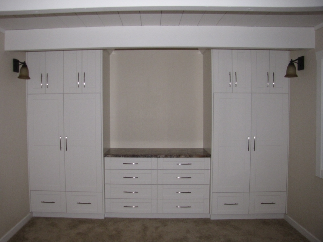Wall Storage Cabinets For Bedroom