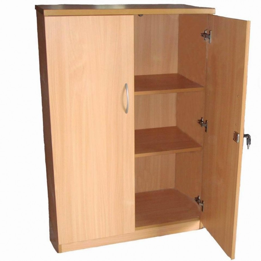 Wood Office Storage Cabinets