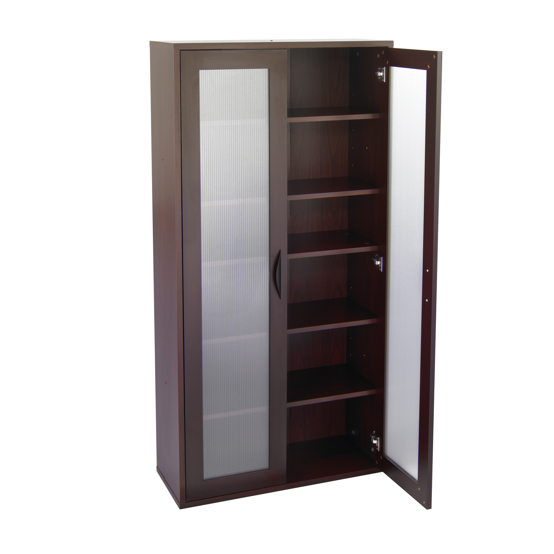 Wood Storage Cabinets With Shelves