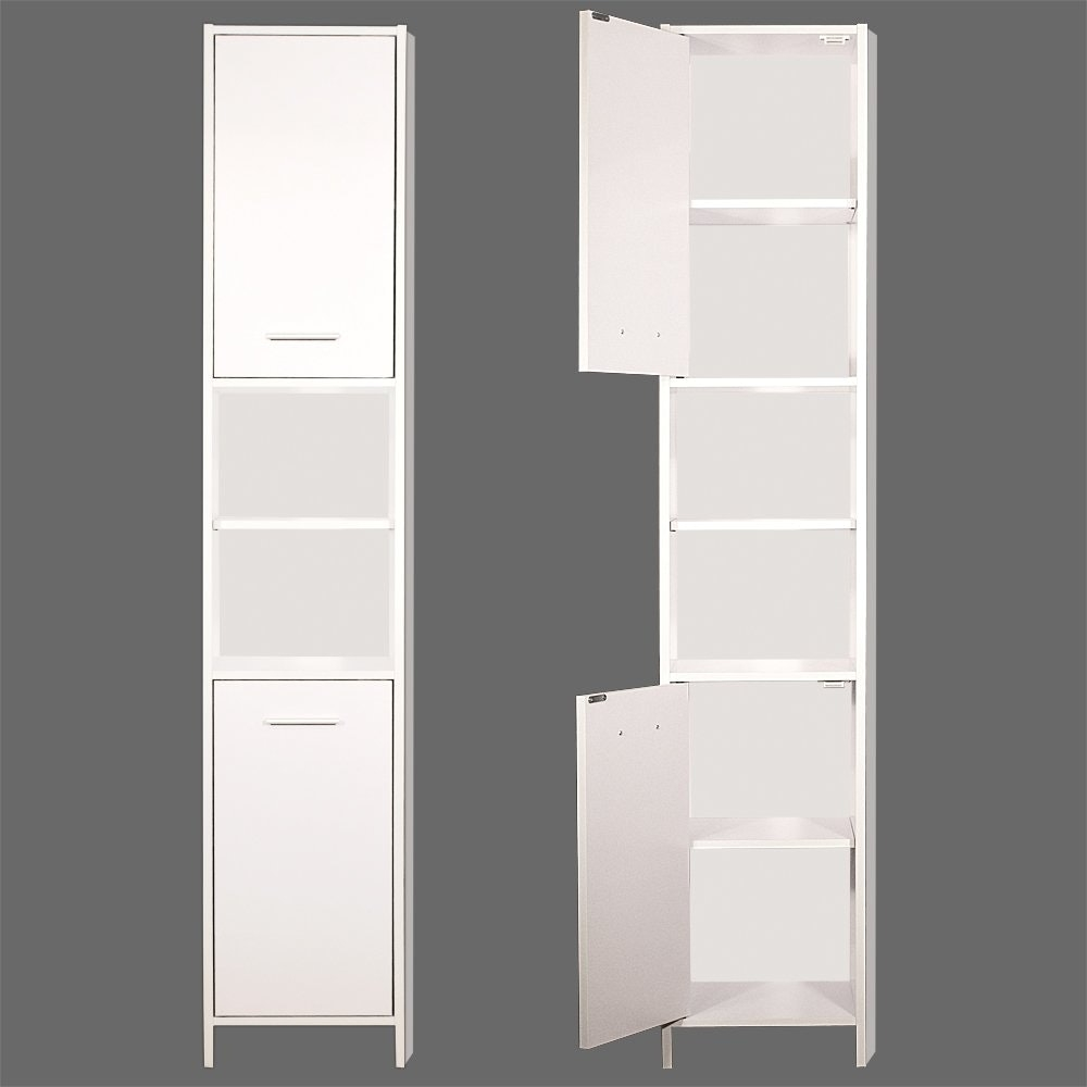 Permalink to Tall Bathroom Storage Cabinet