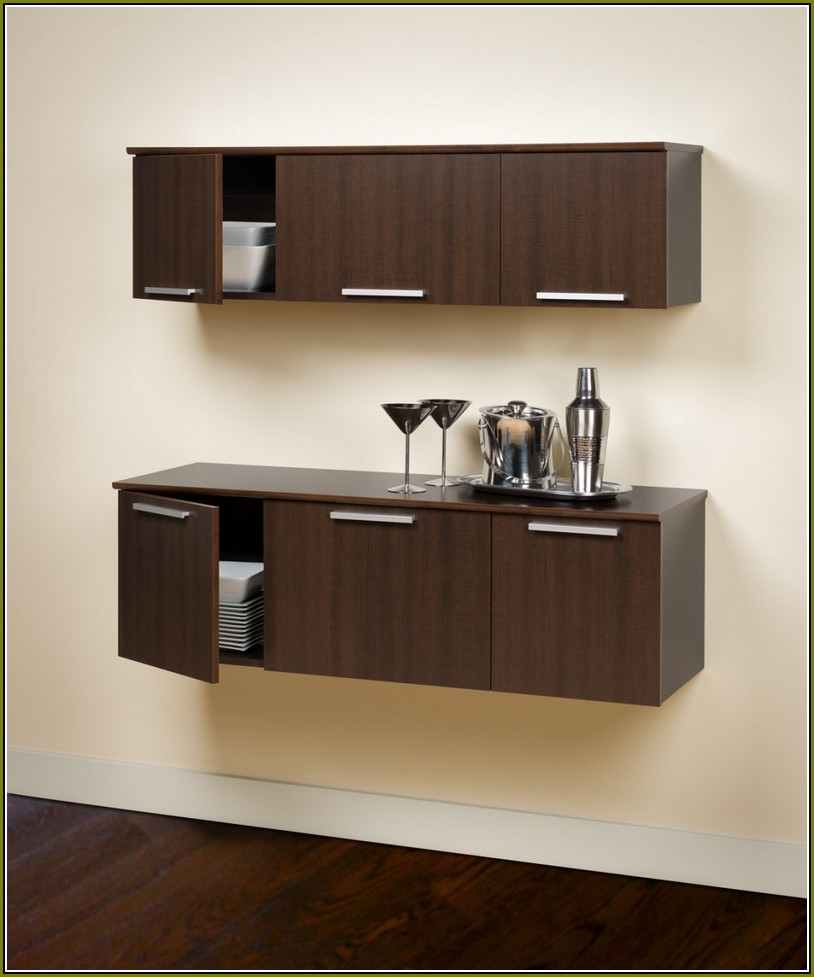 Wall Mounted Storage Cabinet For Office