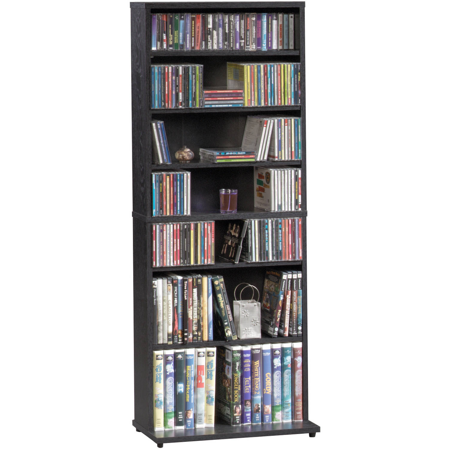 Permalink to Cd Dvd Shelf Cabinet Storage Media Tower