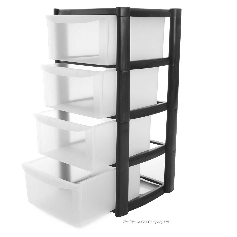 Drawer Storage Cabinet Plastic