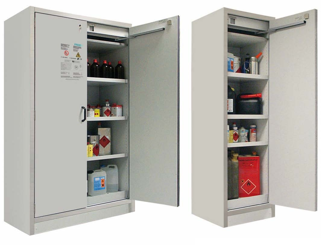 Fire Safety Storage Cabinets