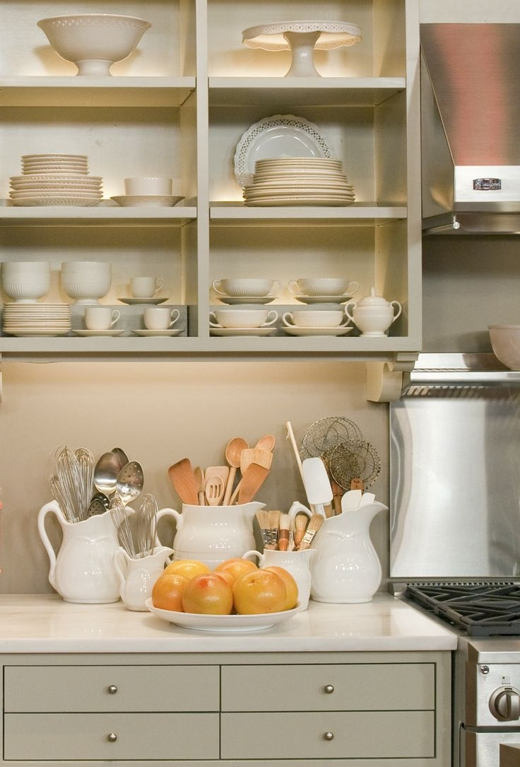 Martha Stewart Kitchen Cabinet Storage
