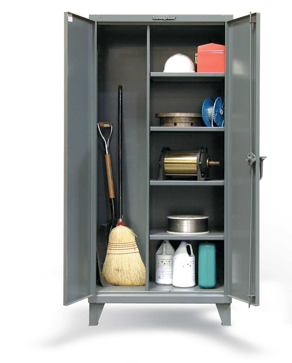 Plastic Janitorial Storage Cabinets