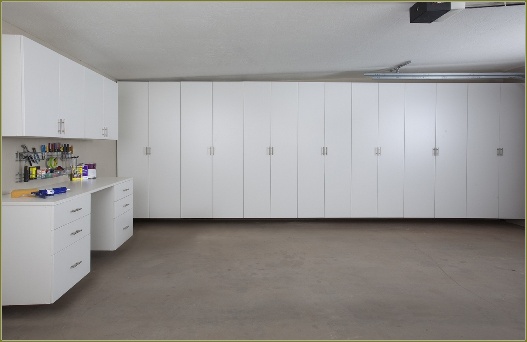 Wall Storage Cabinets For Garage