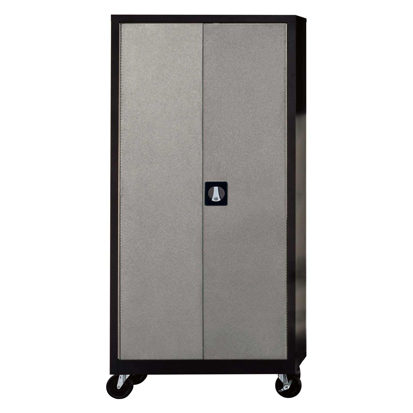 Arrow Spacemaker Tall Metal Storage Cabinet
