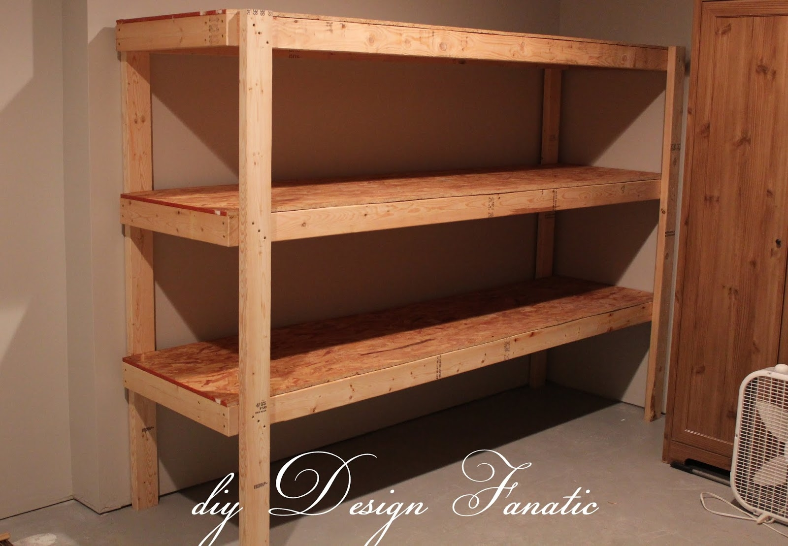 Basement Storage Cabinets Plans