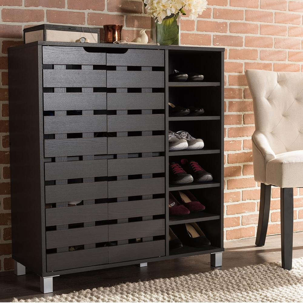 Contemporary Storage Cabinets With Doors