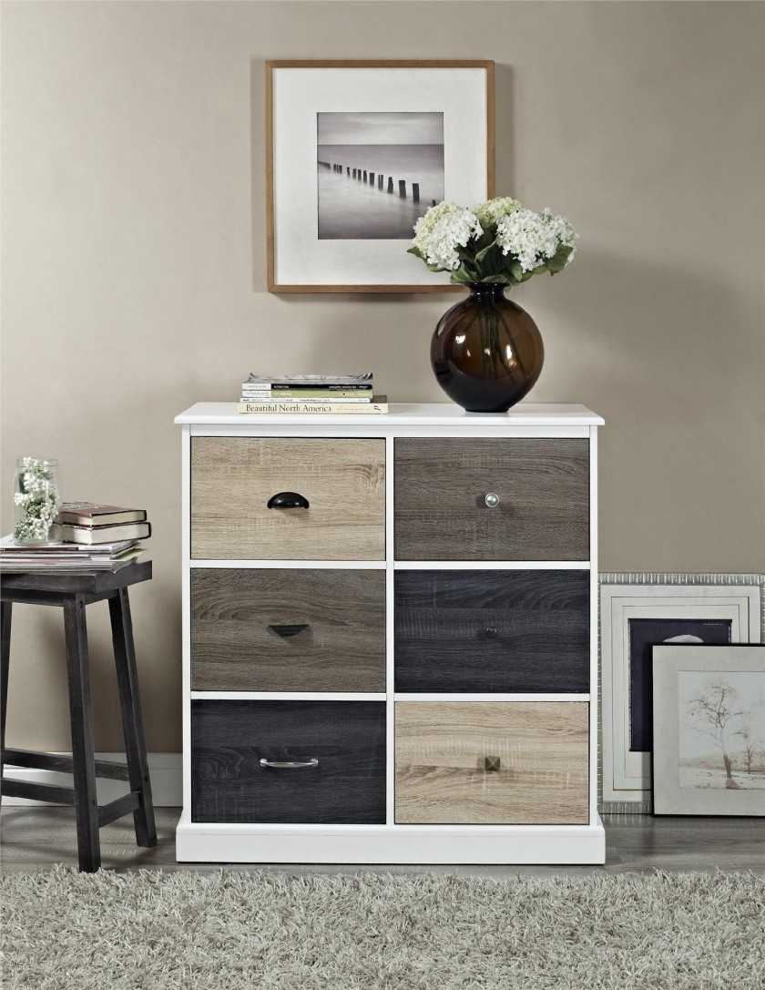 Decorative Storage Cabinets With Drawers