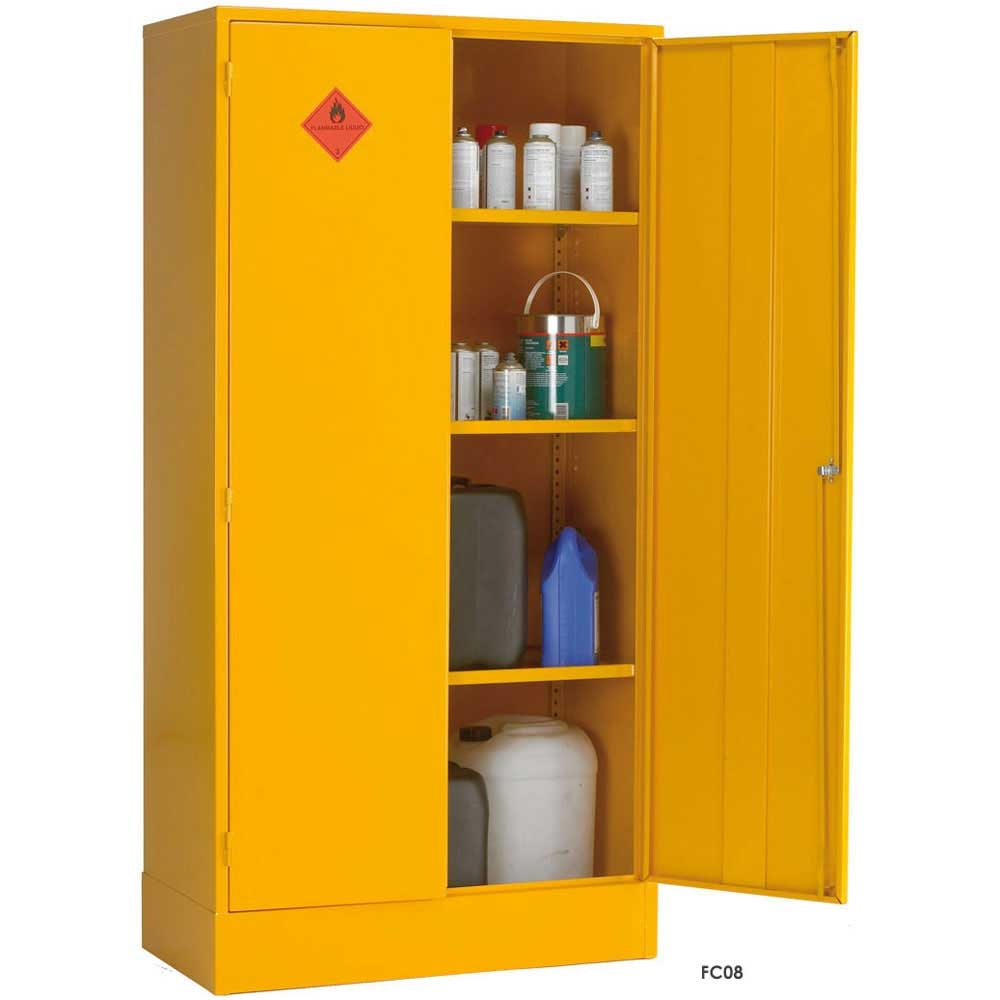 Flammable Liquid Storage Cabinet Regulations
