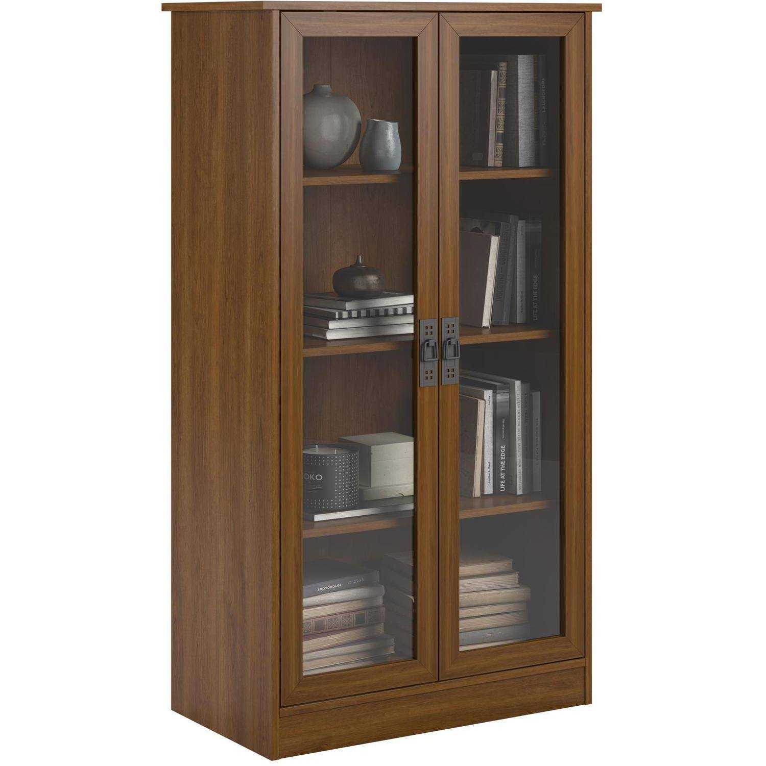 Heirloom Storage Cabinet With 4 Shelves