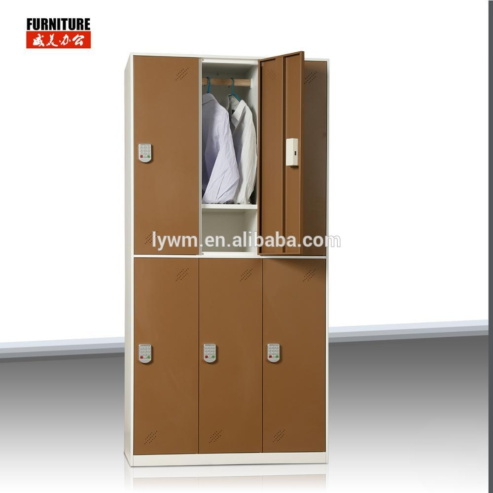 Metal Clothing Storage Cabinets