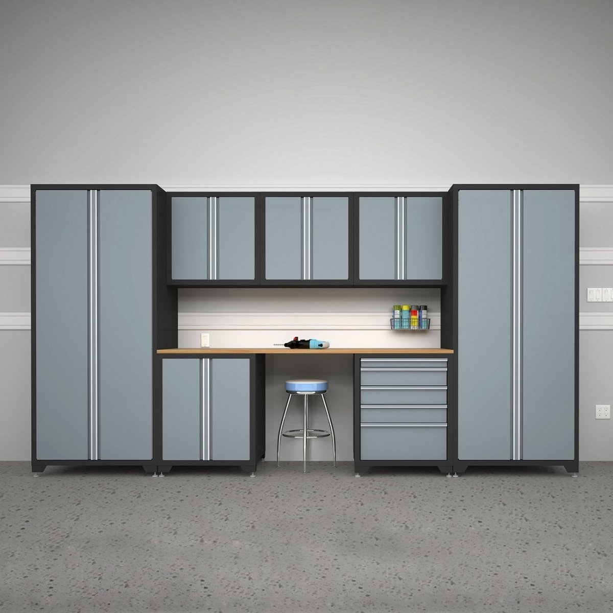 New Age Metal Storage Cabinets