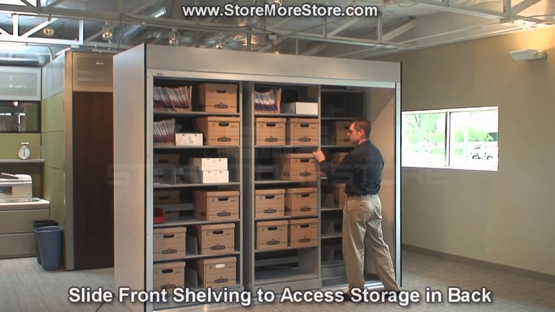 Office Storage Cabinets Sliding Doors