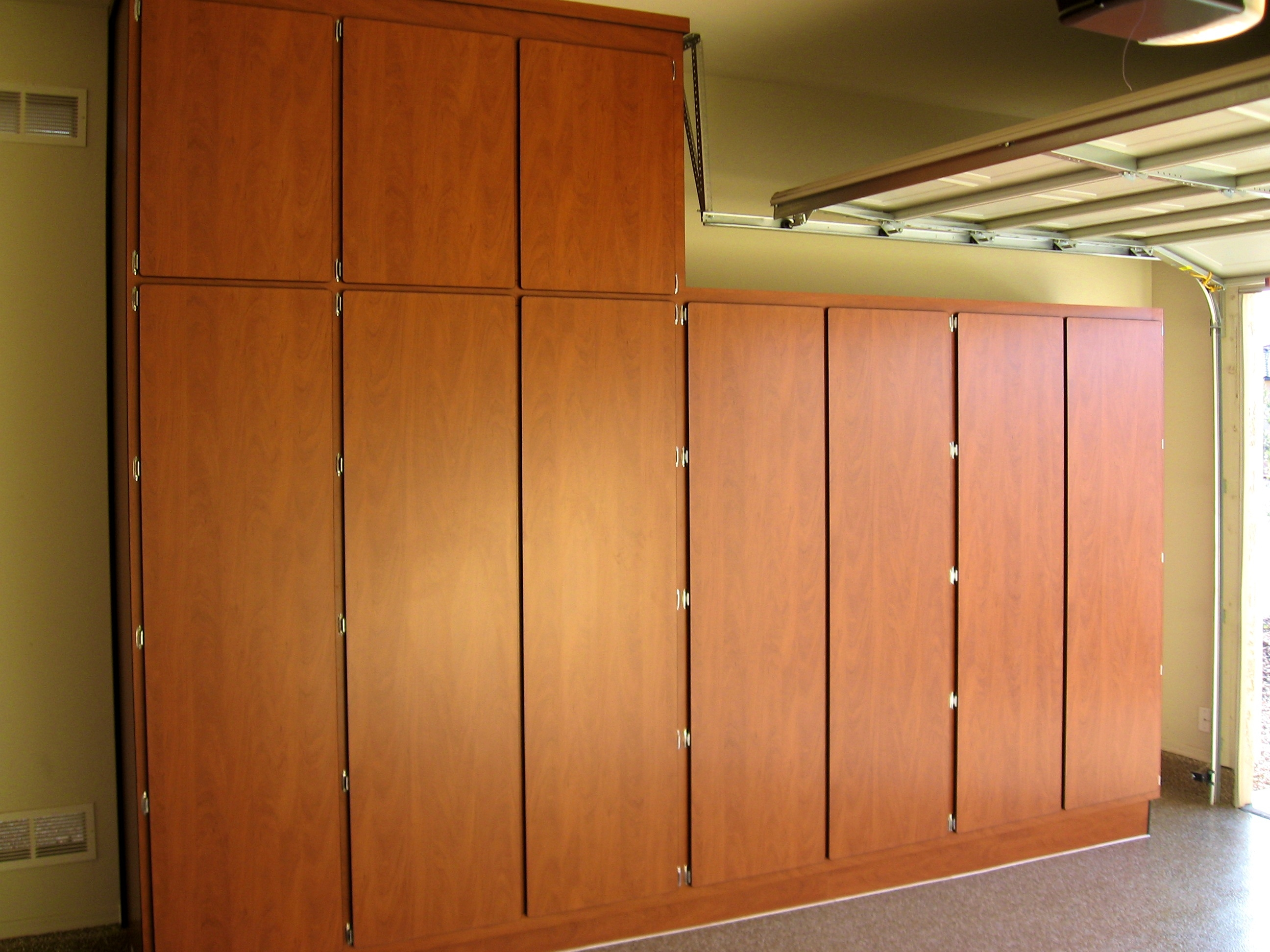 Plywood Storage Cabinet Plans