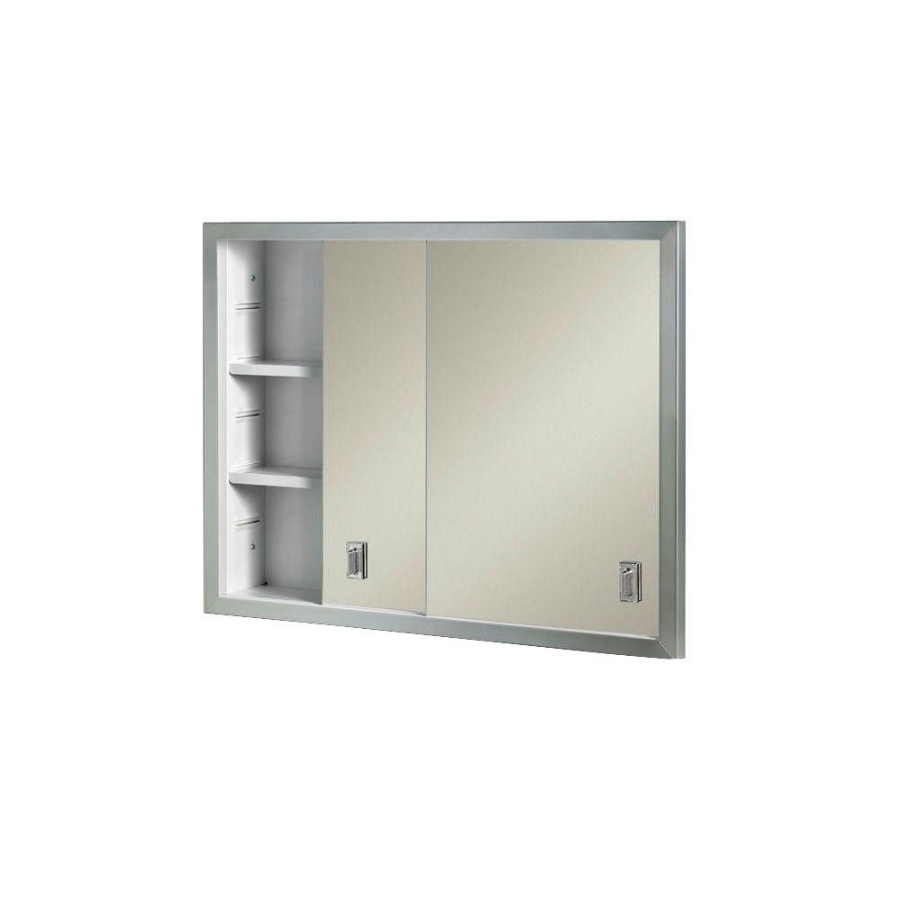 Recessed Bathroom Cabinets For Storage