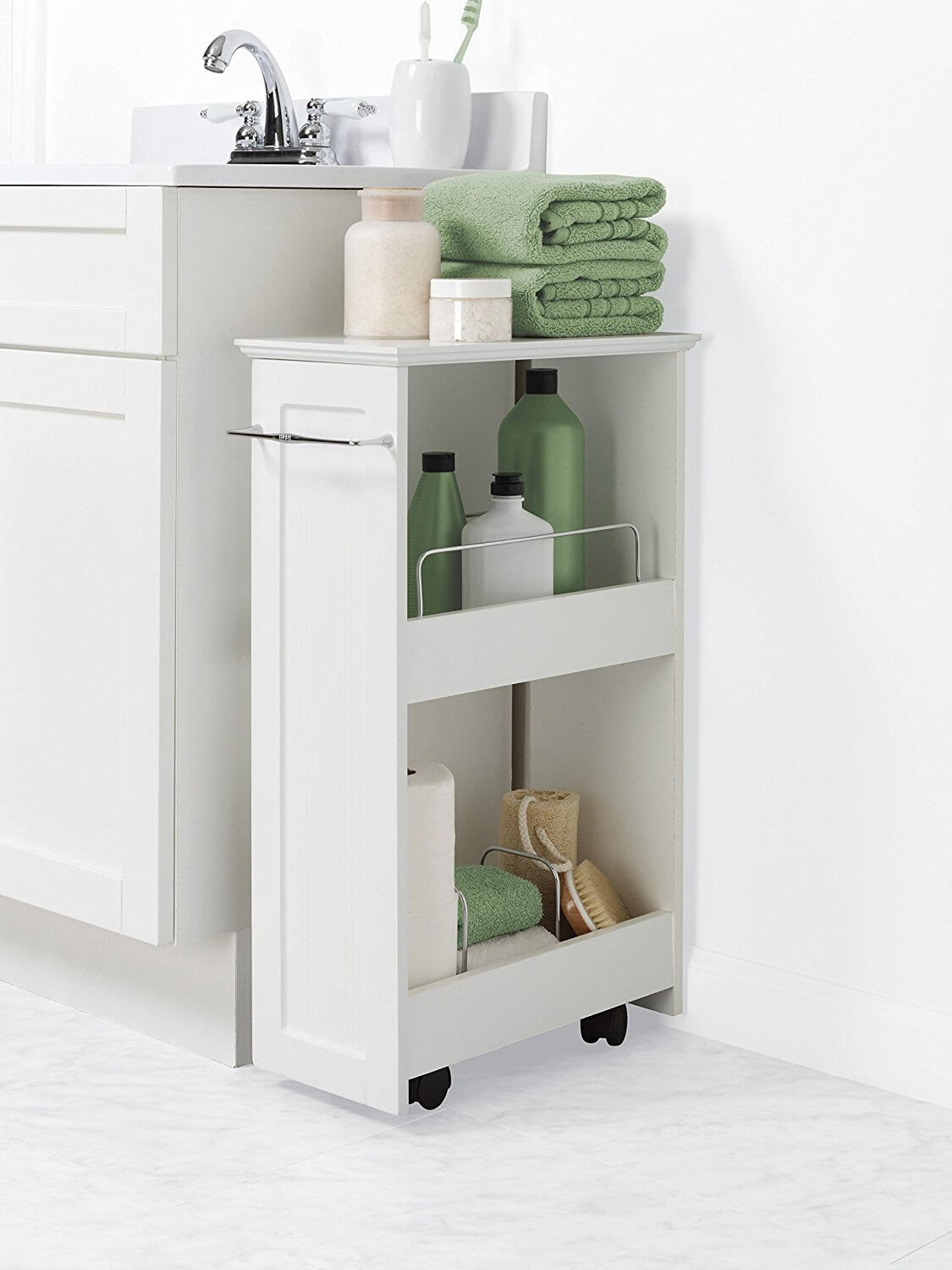Small Cabinet Storage Shelves