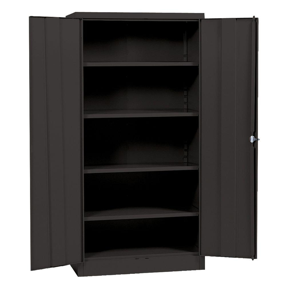 Storage Cabinets With Lockable Doors