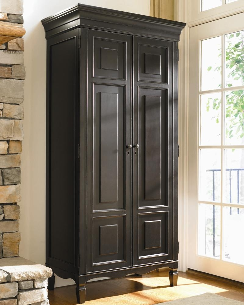 Tall Storage Cabinets With Doorstall cabinet with doors home decorators collection hampton harbor