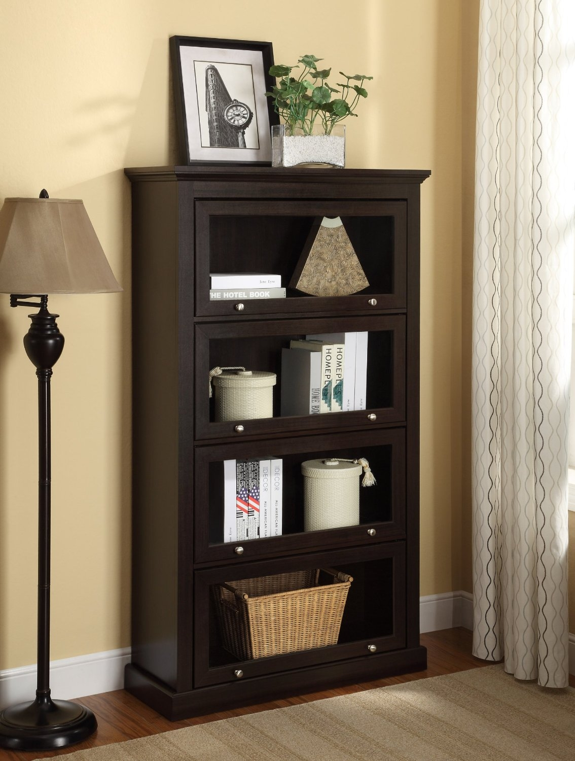 Threshold Storage Cabinet Espresso
