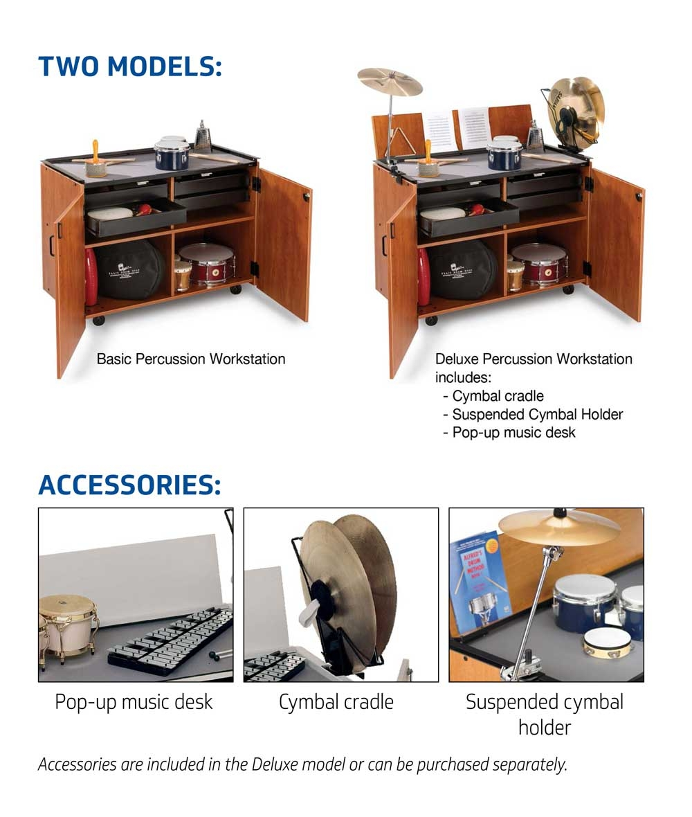 Wenger Percussion Storage Cabinet