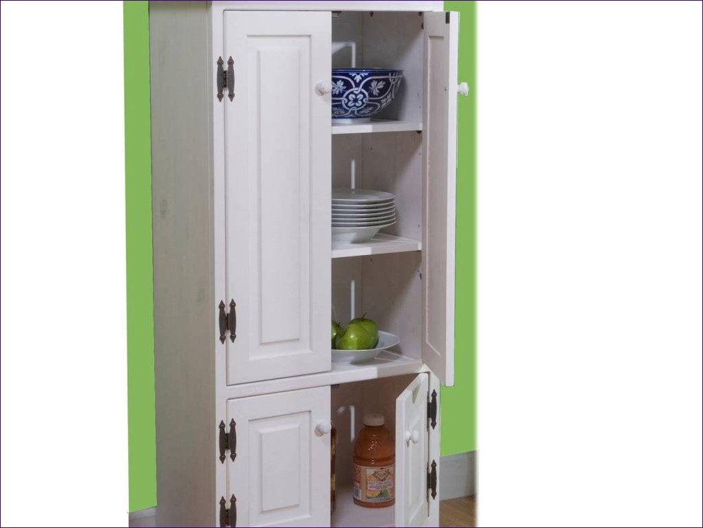 24 Wide Tall Storage Cabinet