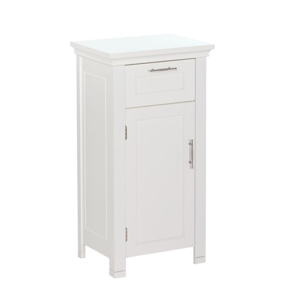 Bathroom Storage Floor Cabinets WhiteBathroom Storage Floor Cabinets White