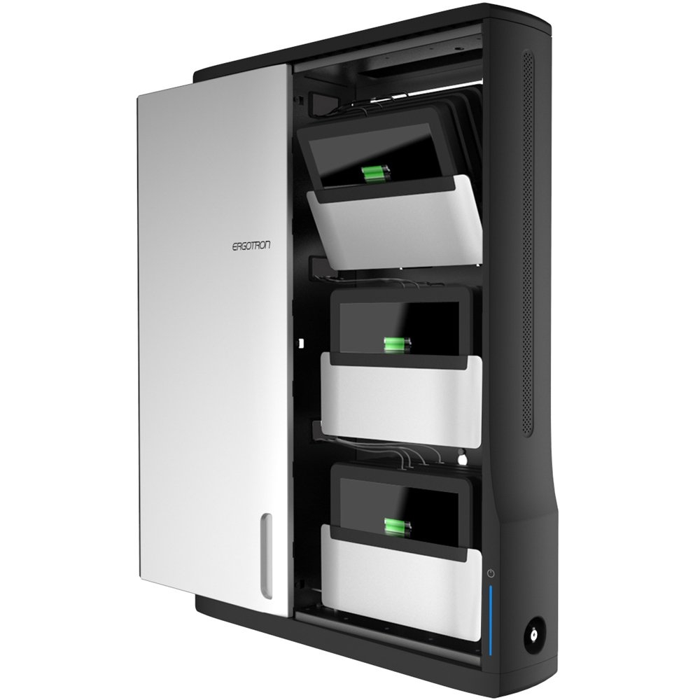 Electronic Device Storage Cabinet