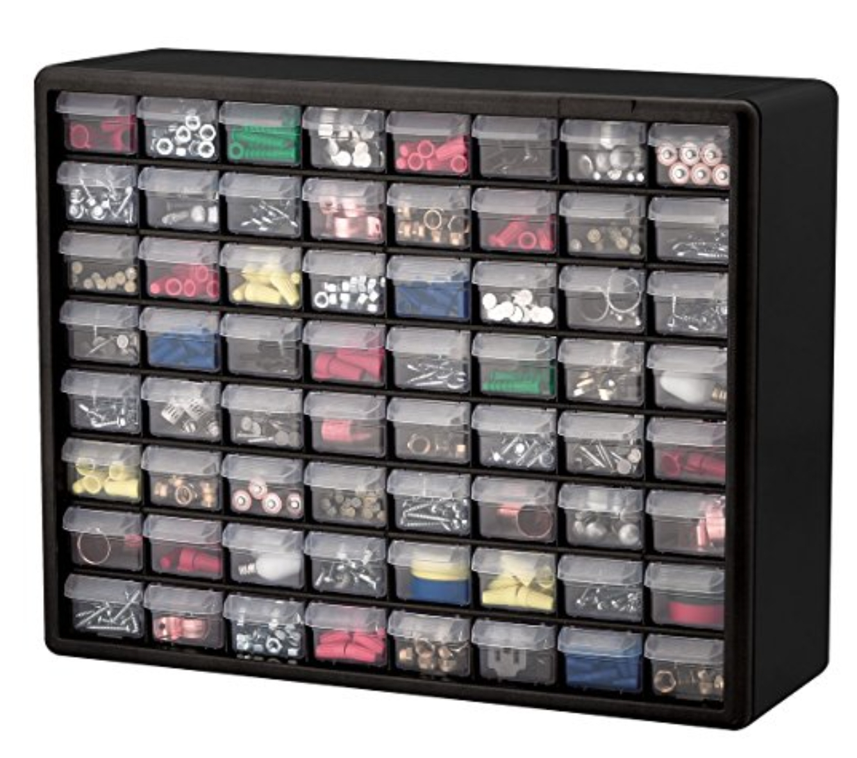 Electronics Components Storage Cabinet