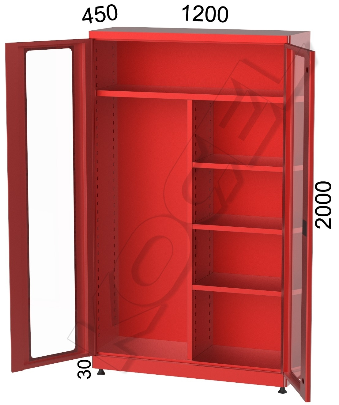 Fire Equipment Storage Cabinets
