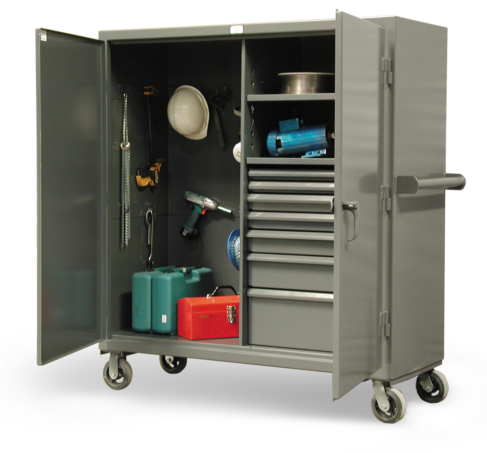 Heavy Duty Storage Cabinets With Drawers