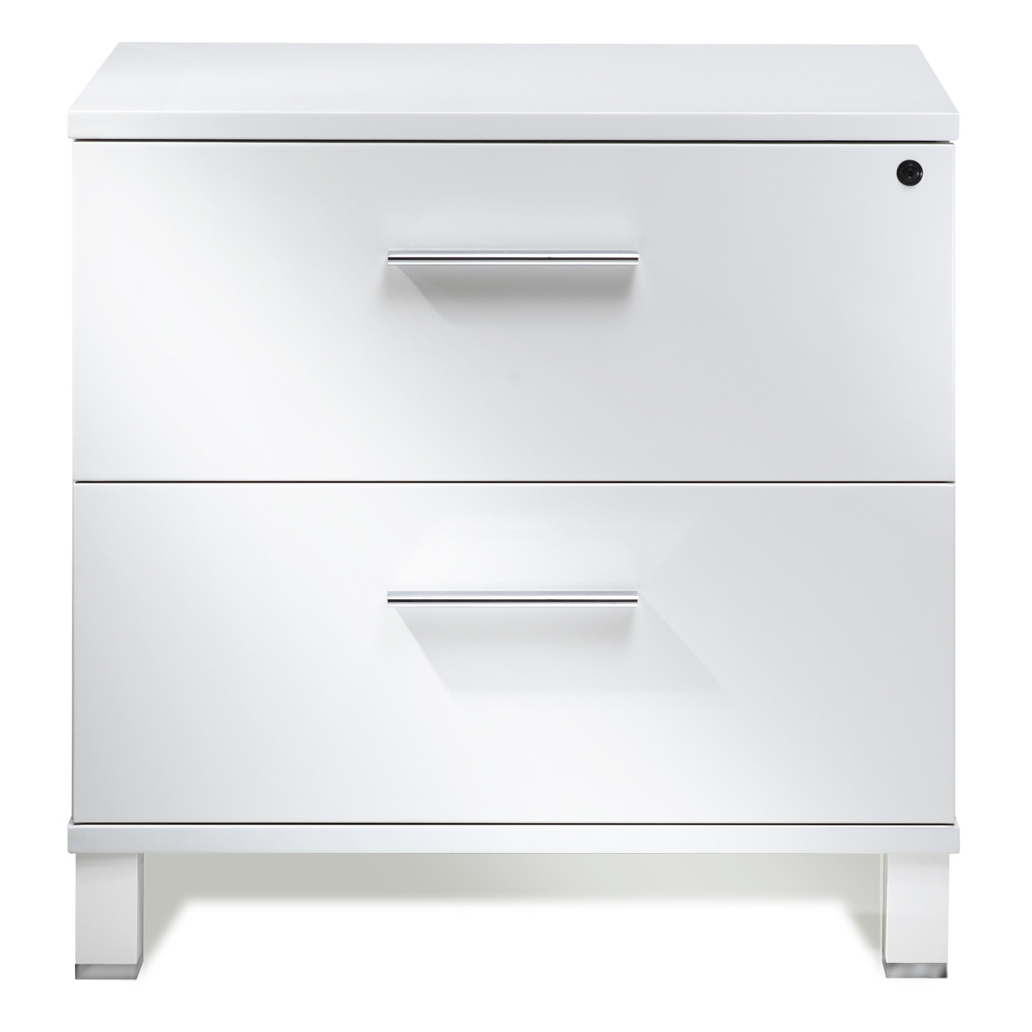 Lateral File Cabinet With Storage Drawers
