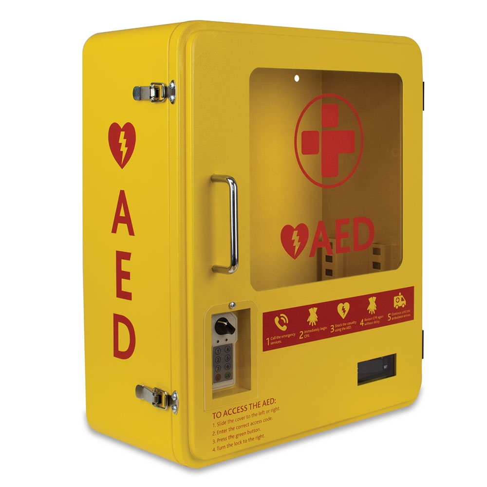 Outdoor Aed Storage Cabinets