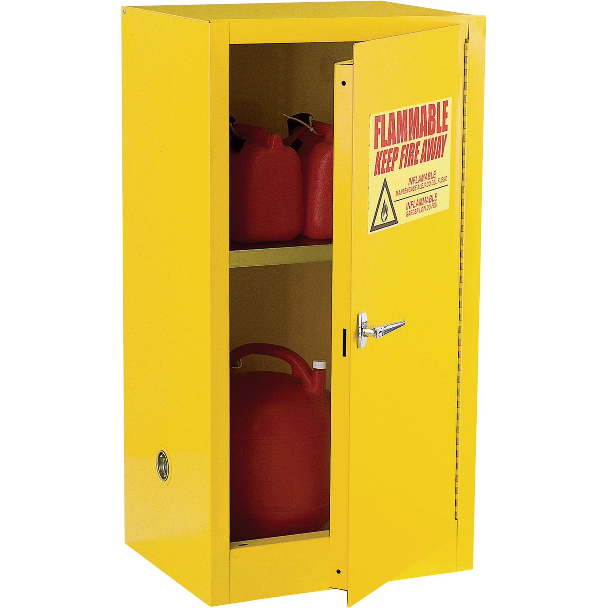 Outdoor Flammable Liquid Storage Cabinets