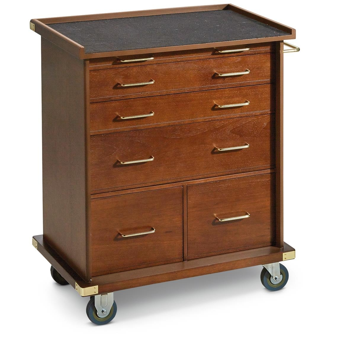 Permalink to Rolling Storage Cabinet With Drawers