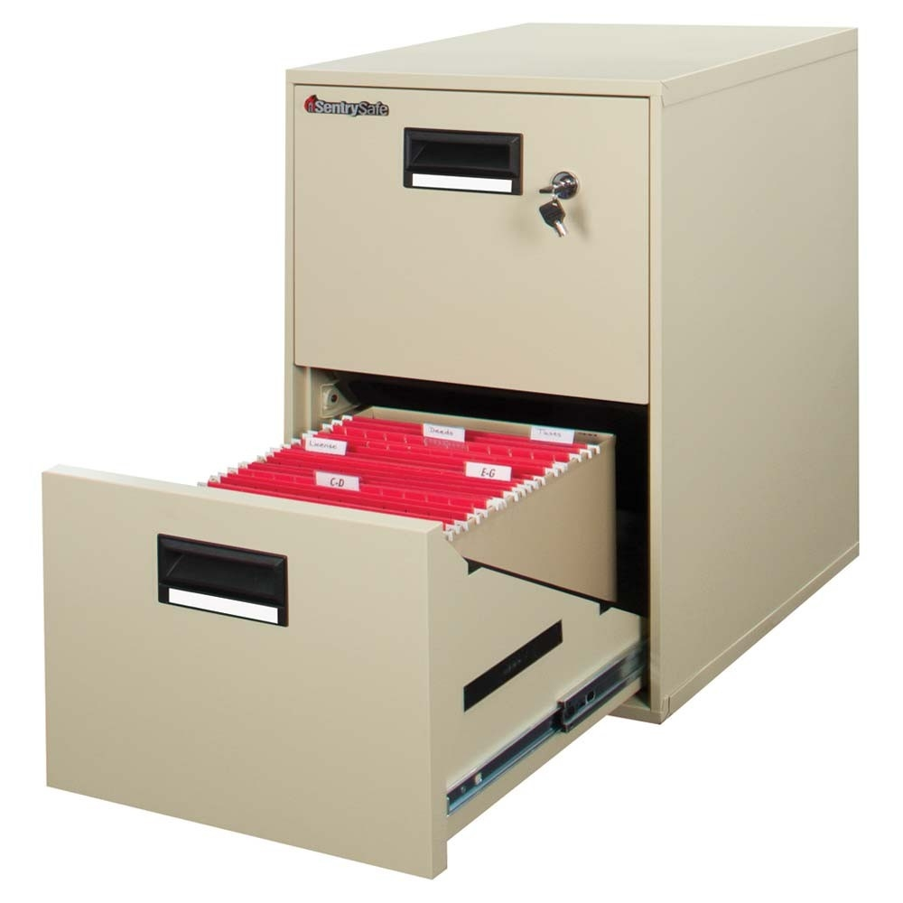 Secure File Storage Cabinets