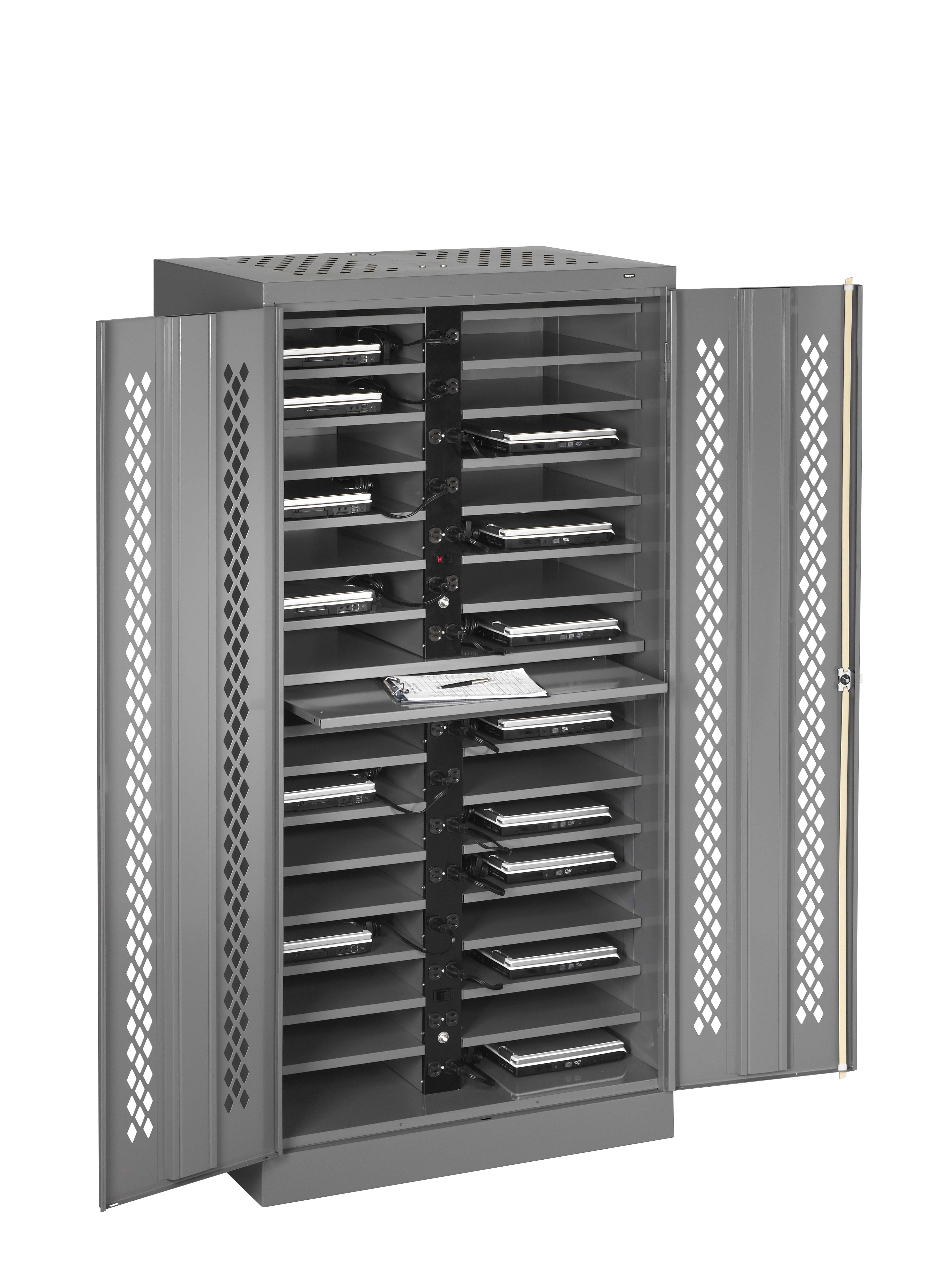 Secure Laptop Storage CabinetsSecure Laptop Storage Cabinets