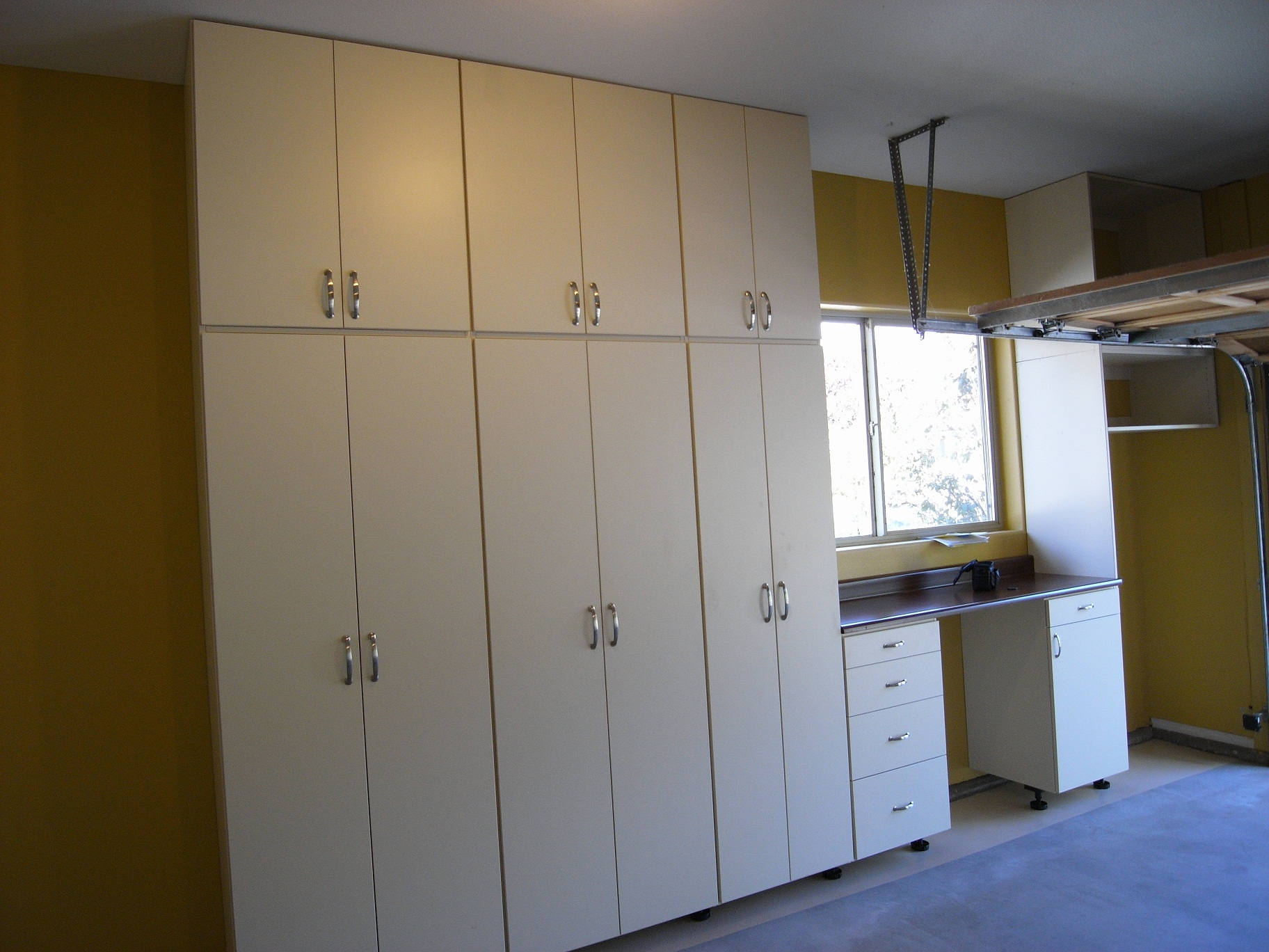 Tall Garage Storage Cabinets With Doors