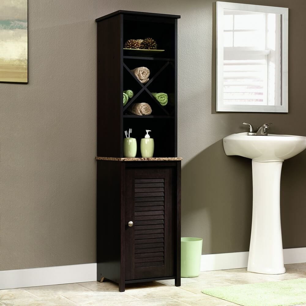 Tall Storage Cabinet For Bathroom