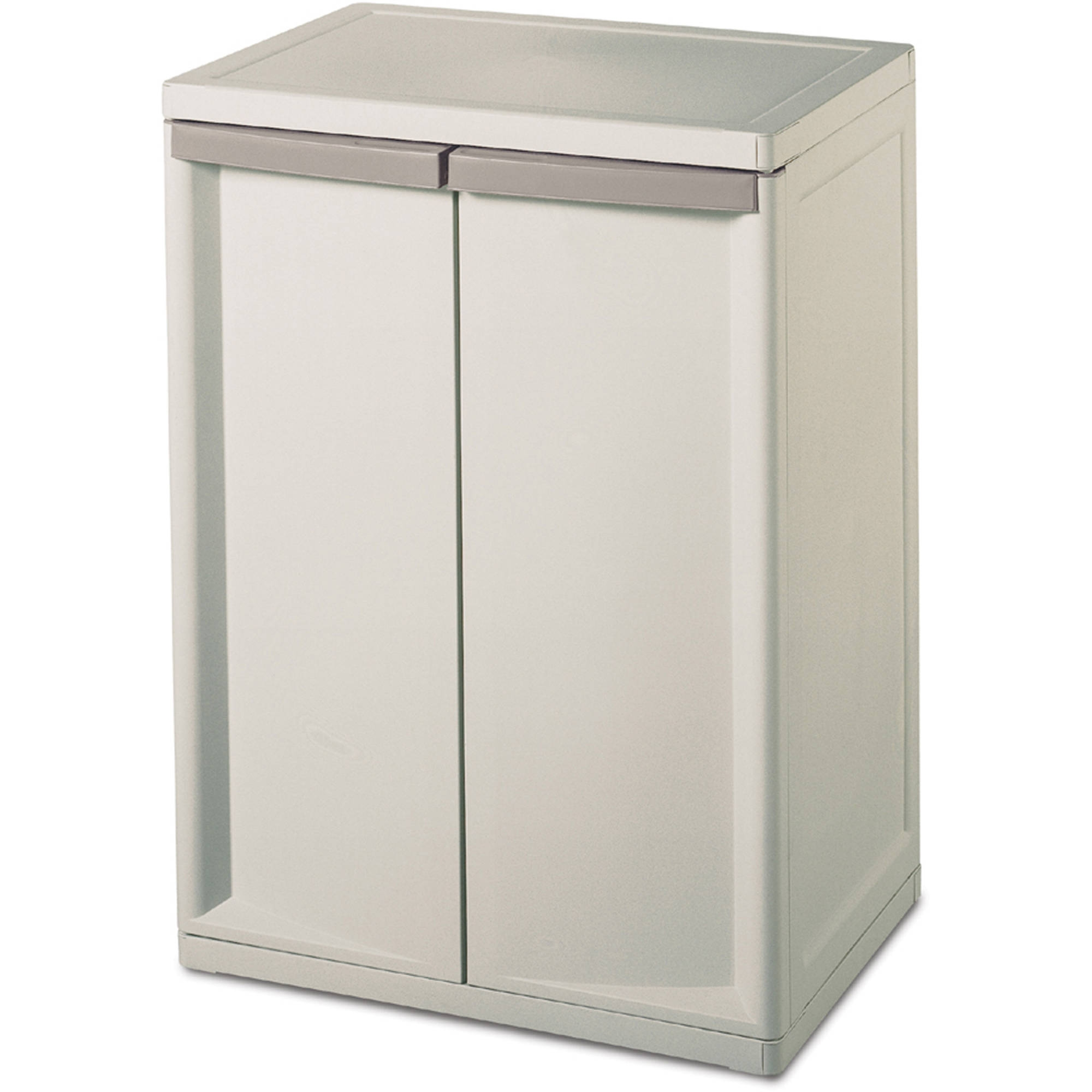 Two Shelf Storage CabinetTwo Shelf Storage Cabinet
