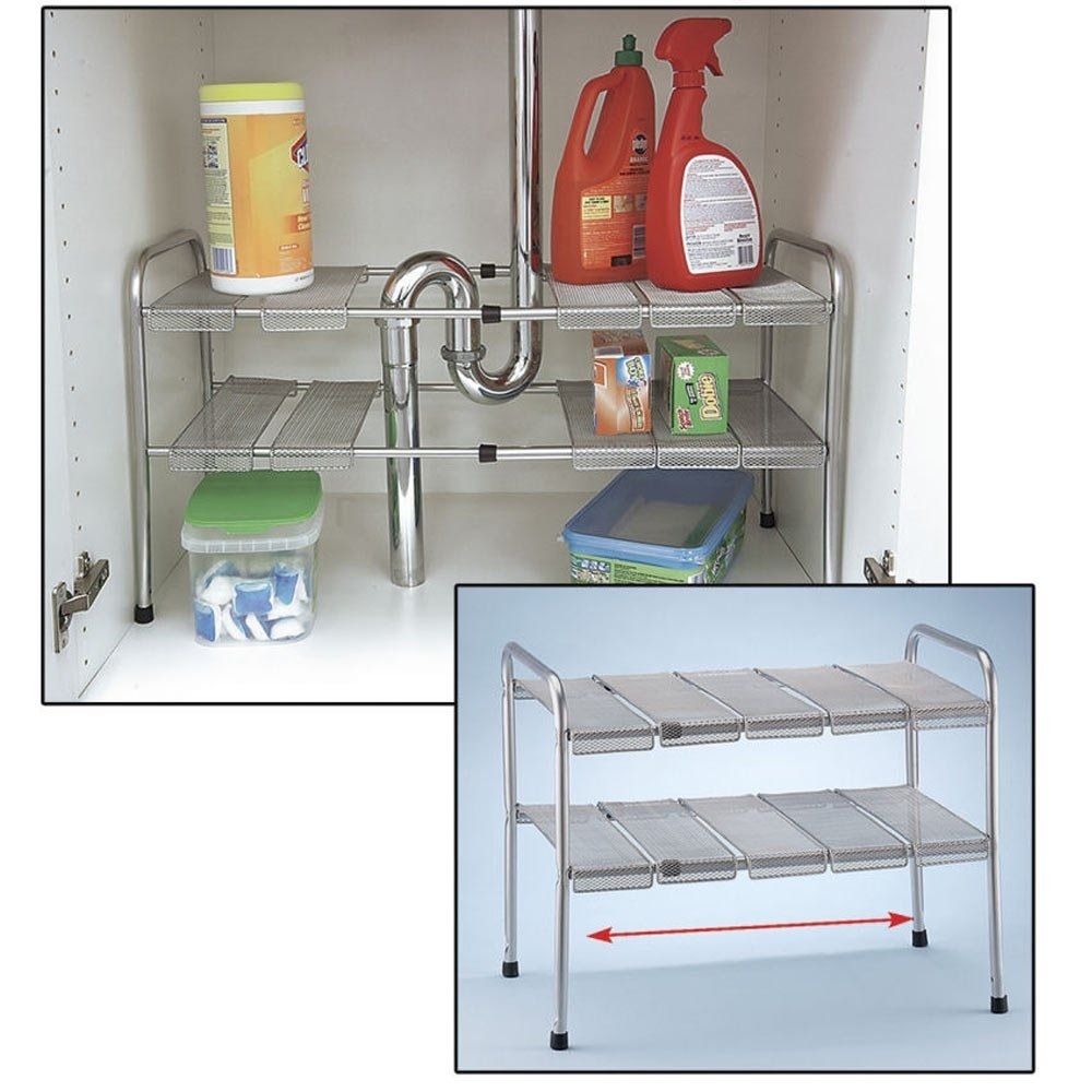 Under Cabinet Storage Containers
