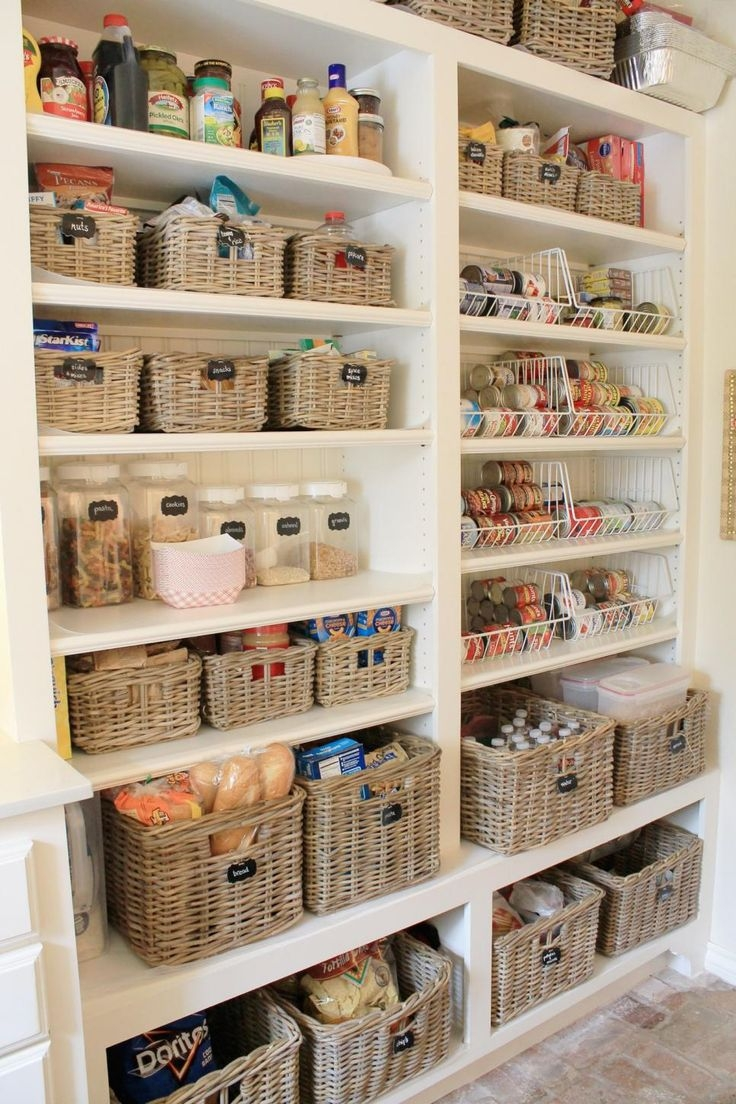 Wire Storage Baskets For Cabinets